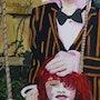 Fobia - El payaso y la muñeca . Elizabeth Lazenby