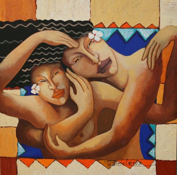 Les enlacés. Patricia Leroux Patricia Leroux