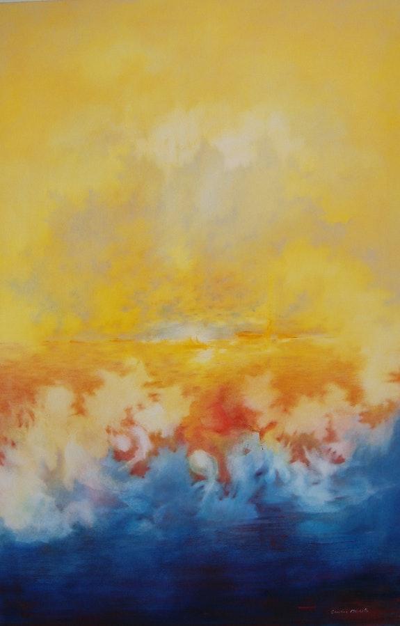 «The Golden Age» - ein Werk im September 2010 erstellt. Caroline Morcillo Caroline Morcillo