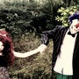 Puppets in the Garden.. Elizabeth Lazenby
