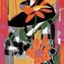 Flowers - limited original graphic - Jacqueline_Ditt. Universal Arts Galerie Studio Gmbh