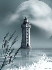 Le phare de pleine lune !.