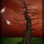 L'arbre a plumes. Christelle D-Aitsiali