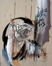 Tigre de il gi dojang..