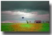 Der Sturm kommt. Gilles Bizé