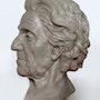 Matron . Laurent Mallamaci Sculpteur