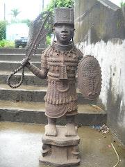 Statue Ife. Jacob Ngapouonji