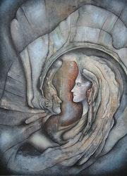 «La visite de l'ange». Thierry01