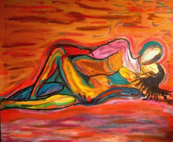 Verzehrende Leidenschaft . Angelique Garrido Angélique Garrido