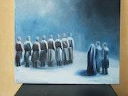 Espera Azul . Jacques Grolleau