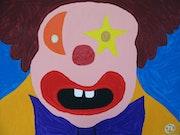 «Joyeux Clown» . J. E