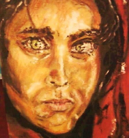 Desert rose . Donna Sparace Divine Feminine