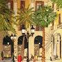 Plaza real (barcelona). Heribert Masats