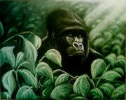 Gorilla. Isabelle Maccio Lequeux