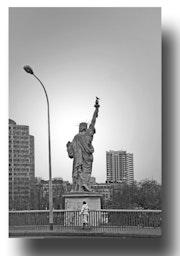 Paris-Freiheit. Gilles Bizé