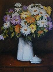 Garten Blumen . Patricia André