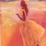 Aziza orange. Kate Le Roy