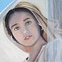 La joven María. Marie-Claude