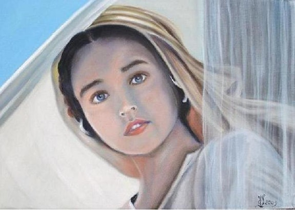 Die junge Mary. Marie-Claude Lempereur - Laurent Marie-Claude