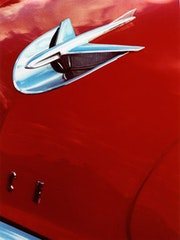 Buick Red. Andrew Stanford