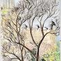 Árbol de montículos . Agathe