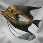 Poisson «Exo». Chassin Daniel Sculpteur