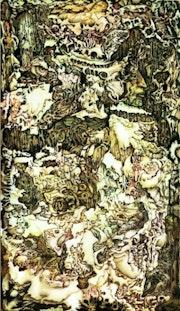 La douleur d'Orphée . David Turton