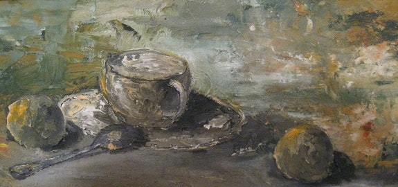 Cup Apfel .  Jean-Luc Jerome
