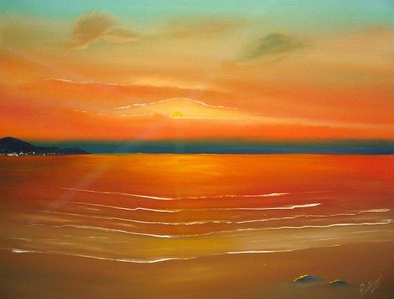 Morning Rays.  Paul Williams