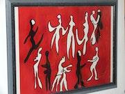 Tanzunterricht meiner Jugend . Luc Terrail