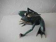 Frog Super Bowl.