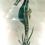 Hippocampe. Chassin Daniel Sculpteur