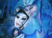 «Pierrot Amoureux» à Venise…. Solenn