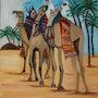 La Tunisie (les Touaregs). Valérie Audibert