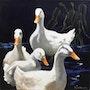 Parade - un nouveau type de canard . Gerhard Winkelmann