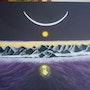 Luna del Ártico . Brigitte Nabert