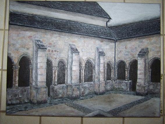 Abbaye de Montbenoit. Cactoflo Cactoflo