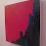 City auf dem roten Planeten. Esther Hervy
