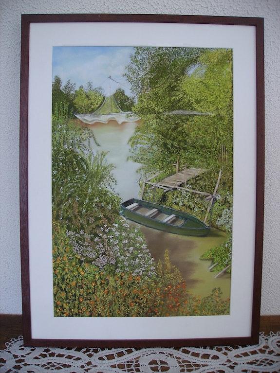 A lo largo del Garona.. Nicole Norval Nicole Norval