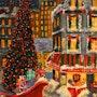 La Maison du Père Noël. Mariana Flores