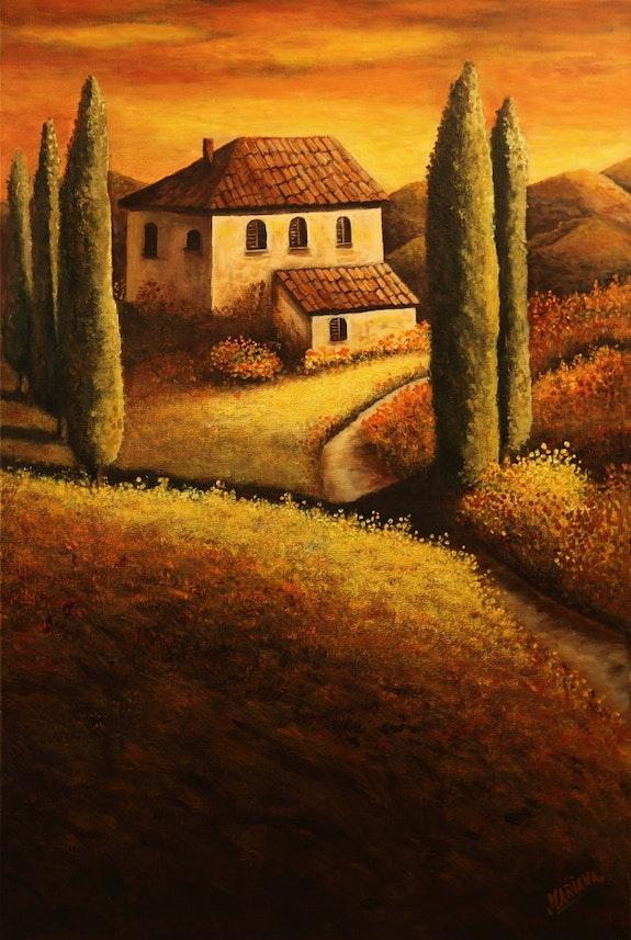 Toscana.  Mariana Flores