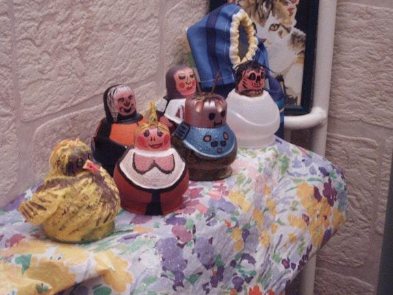 Animals or characters for children's room decoration . Graziella Staffieri Gsh-94