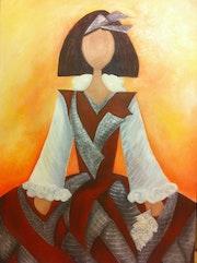 Girl . Maria Jose Barquero