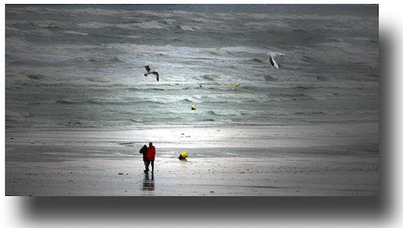 You will always cherish the sea. Gilles Bizé Gilles Bizé
