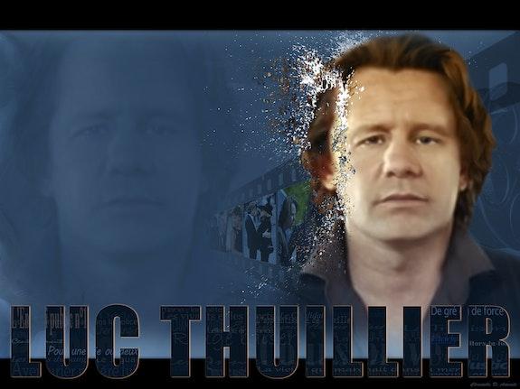 Luc thuillier, l'image d'un acteur. Christelle Dautreix-Aitsiali Christelle D-Aitsiali