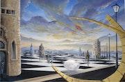 Discovering a new world. Peter Klonowski