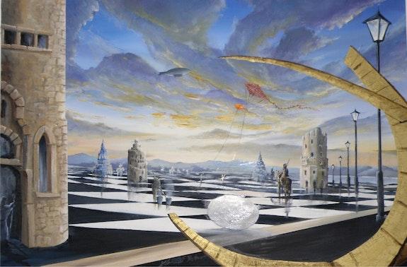 El descubrimiento de un nuevo mundo.  Peter Klonowski