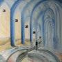 Retour du labyrinthe de la justice. Peter Klonowski