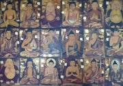 Achtzehn Buddhas lamy. Lamy