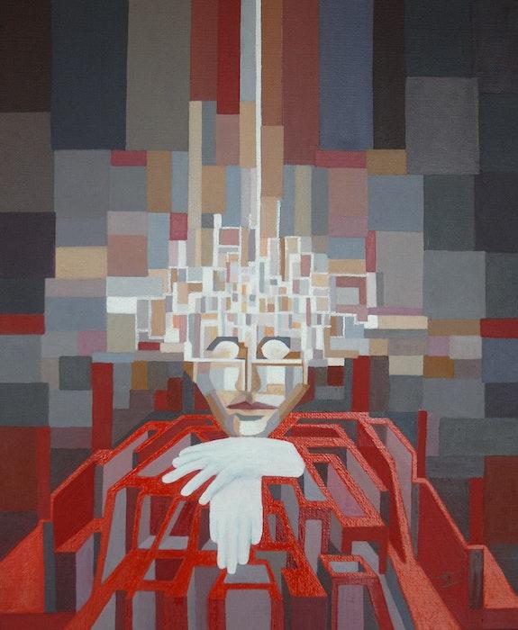 The Thinker. Éric Le Traou Éric